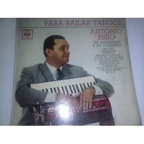 Lp Vinilo Antonio Bisio