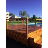 Deck Eucaliptus Grandis 1x4 - Varios Largos - Precio X M²