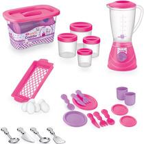 Kit Para Cozinha Liquidificador