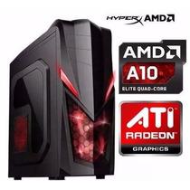 Pc Cpu Gamer Barato 2017 A6 7400k Amd Radeon Hd 5450 4gb