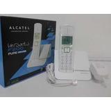 Teléfonos De Casa Inalámbricos Alcatel Versatis F200