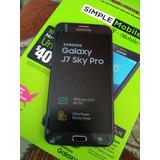 Samsung Galaxy J7 Sky Pro 5.5 Octacore 16gb 2gb Ram 4g Lte