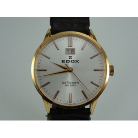 Relógio Edox Masculino - Mod: Les Vauberts - Social