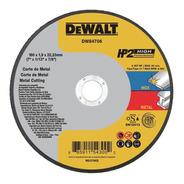 Disco Corte Inox Hp2 7  X 1,9mm X 7/8  Dewalt Dw84706