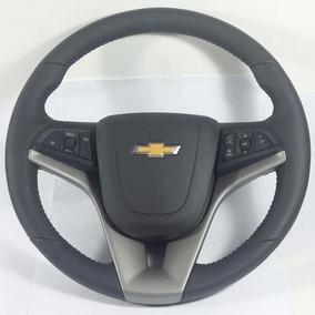Volante Original Preto Gm S/ Airbag Spin Cobalt Prisma Onix