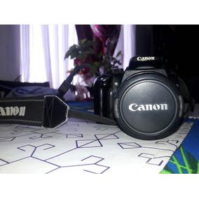 Camara Canon Eos Full Reflex Ds126071