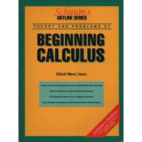 Tom apostol calculus livros no mercado livre brasil livro theory and problems of beginning calculus book fandeluxe Gallery