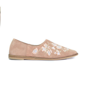 Zapatos Gamuza Mujer Linde Heyas