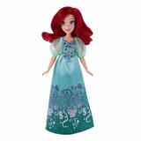 New Disney Princess Royal Shimmer Ariel 12 Doll By Hasbro