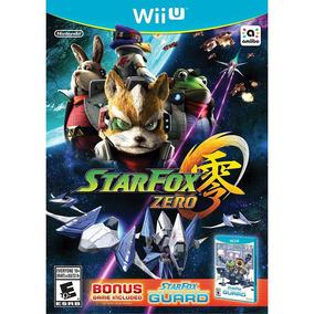 Star Fox Zero - Wii U - Midia Fisica - Lacrado