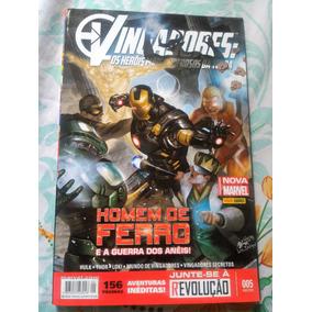 Vingadores: Os Heróis Mais Poderosos Da Terra - 005