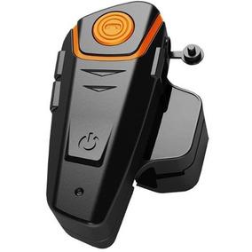 Intercomunicador Manos Libres Bluetooth Para Casco Moto 1000