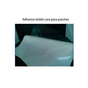 Adhesivo Bifaz Termoadherible Para Parches Sublimados Y Foil