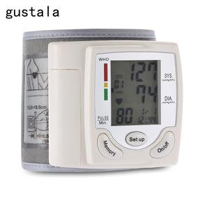 Monitor De Presión Arterial Gustala P/muñeca, Uso P/hogar