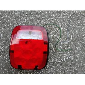 Calavera Universal Led Camión Trailer Cabina Remolque Micro
