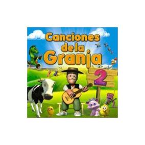 Canciones De La Granja 2 Varios Interpretes Dvd + Cd Nuevo