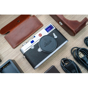 Leica M10 Silver Rangefinder Camera Nova Pronta Entrega!