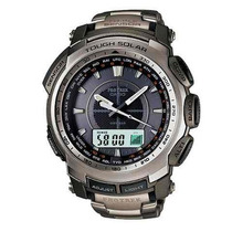 Relógio Casio Protrek Prg-510t-7dr Prg250 Prg505t Em 12x