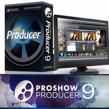 Proshow Producer 9.0 + Stylepacks Originais + Bonus Photodex