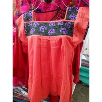 12 Blusas Artesanales Tipicas/ San Cristobal -chiapas