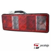Lanterna Chana Traseira Changan Picape Cab Simples Esquerdo