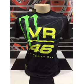 Camiseta Big Monster Valentino Rossi Vr 46