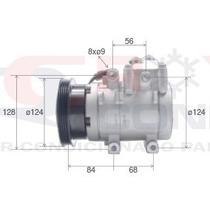 Compressor Hyundai Tucson 2.0 / Sportage - Polia 4pk - Novo