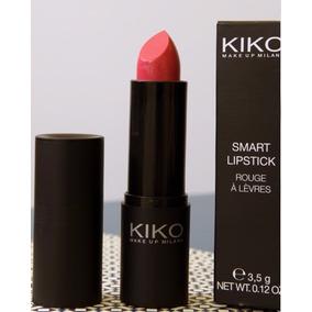 Batom Smart Lipstick Rosa Melancia - Kiko