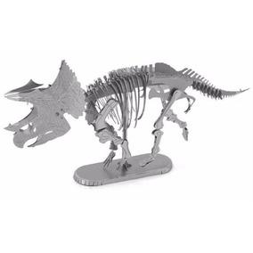 Rompecabezas Miniatura 3d Metálico Dinosaurio