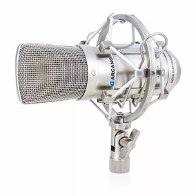 Microfone Arcano Am/01 - Kit Completo (condensador)