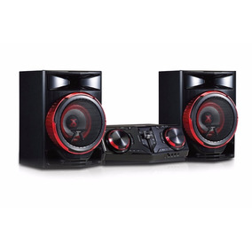 Minicomponente Lg Cj88 2900 W Rms Xboom Bluetooth