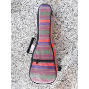 Bag Colorido P/ukuleles Soprano. Importador Autorizado Ohana