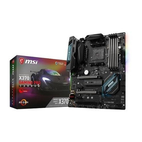Motherboard Am4 Msi X370 Gaming Pro Carbon P/ Amd Ryzen