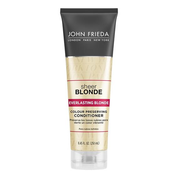 Acondicionador John Frieda Sheer Blonde Everlasting Blonde