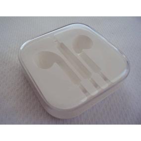 Caja De Audífonos Originales. Apple 5ta Generación