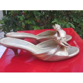 Gacel,calzado Chalas, Nuevas, Nº 36, Cuero 100%, Hermosas