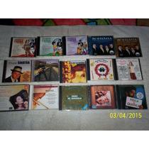 Lote De 15 Discos Compactos Originales