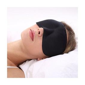 Negro 3d Del Sueño Máscara Con Tapones Para Los Oídos Gratis