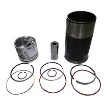 Kit Motor Mwm X12 Pistao Anel E Camisa 1 Cil Caminhão Vw