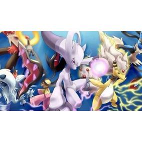 Pokemon Xy \ Oras Competitivos Shiny 6 Ivs