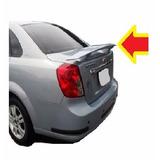 Accesorio Spoiler Aleron Chevrolet Optra Luz Stop