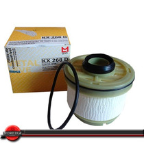 Filtro Combustivel Diesel Toyota Hilux Sw4 2.5 3.0 2005/...