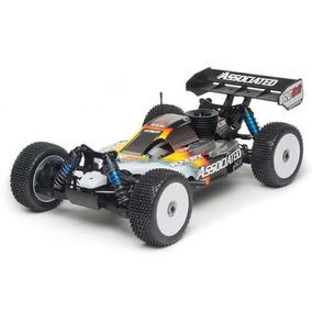 Associated Rc8.2 Rtr Nitro Buggy 1/8 Completo Rtr Competição