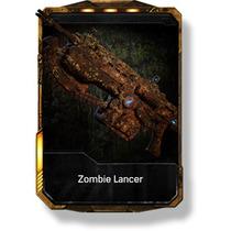 Lancer Zombie Skin Gears Of War 4