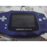 Game Boy Advance Agb 001 Funcionando Color Azul