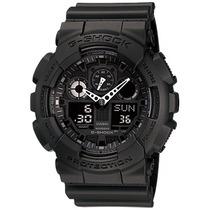 Relógio Masculino Casio G-shock Ga-100-1a1 Preto Original