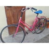 Bicicleta Antigua Monark Toda Original No Railerg