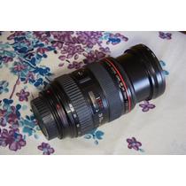 Lente Canon 24-70 Mm 2.8l