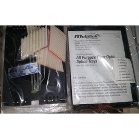 Kit Porta Empalmes Fusión/mecánicos Fibra Óptica Pack 2 Piez