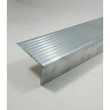 Cantoneira P/ Degrau De Escada Antiderrapante De Aluminio
